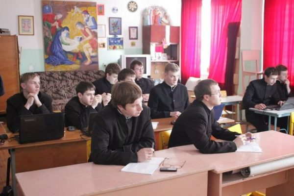 Number of those who want to be Orthodox priests has significantly grown in Russia
