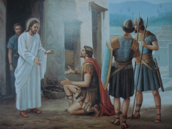 The Roman Centurion, an Example of the Most Profound Humility