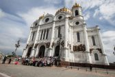 Over 1.75 million people go on pilgrimage to St. Nicholas relics in Moscow