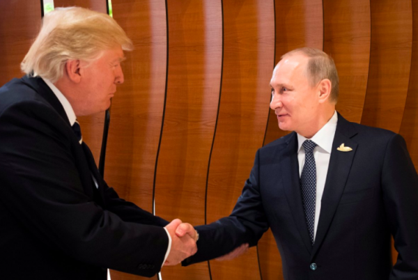 Metropolitan Hilarion is sure that Putin's meeting with Trump will help save lives in the Middle Eas