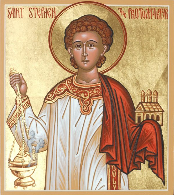 Deacons and Iconography