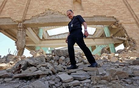 IRAQ-FRANCE-DIPLOMACY-RELIGION