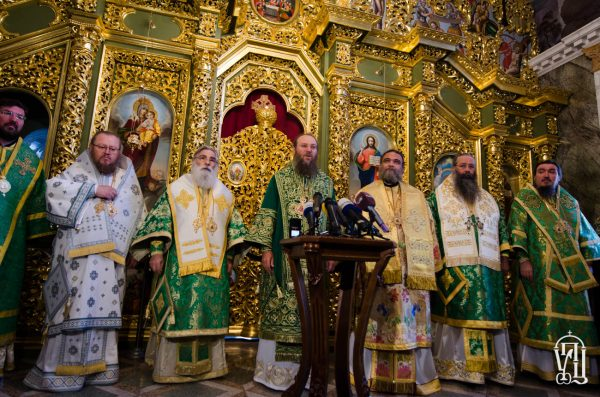 Hierarchs of local Orthodox Churches express support for Canonical Ukrainian Orthodox Church
