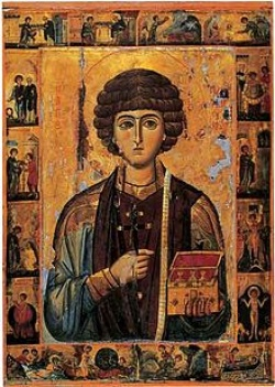The Holy Remains of St. Panteleimon Will be in Sofia Until August 1st