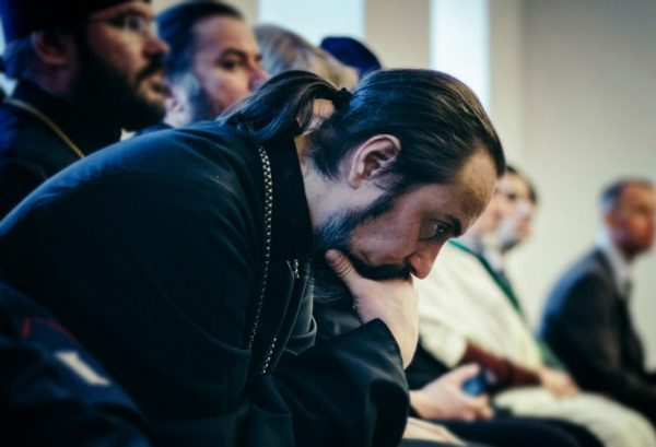 An Orthodox Spiritual Response to Clergy Burnout
