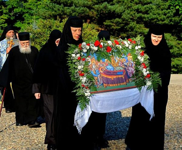 Monasteries prepare for annual August pilgrimages