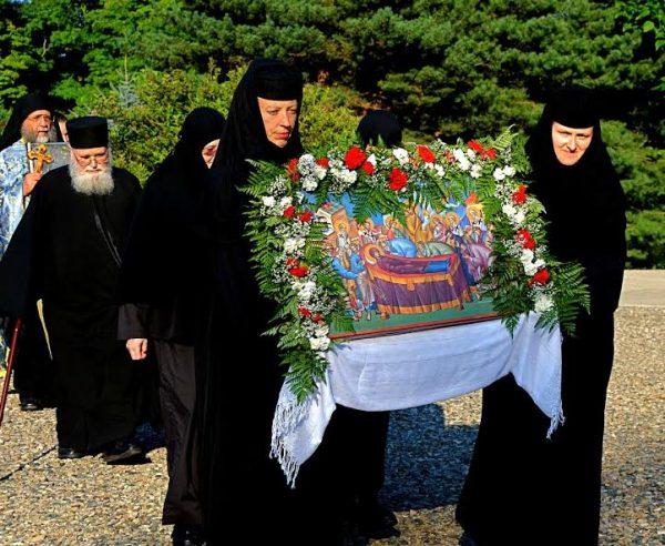 Monasteries prepare for annual August pilgrimages