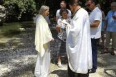 Australian Flies to Greece to Get Baptized at the Birthplace of 'Eleni'