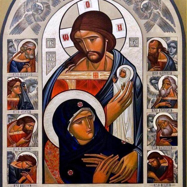 Dormition of the Theotokos Icon
