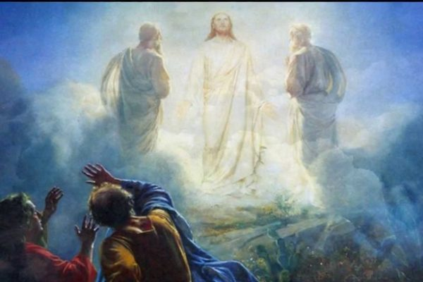 Seeing is Believing: Homily for the Transfiguration
