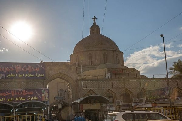 Eight Churches in Baghdad Shut Their Doors, Humanitarian Group Reports