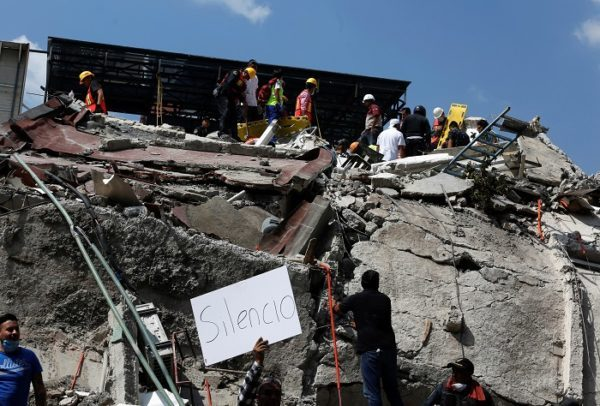 Patriarch Kirill extends condolences over destructive earthquake in Mexico