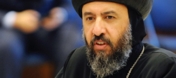 Bishop Angaelos named president of the Bible Society