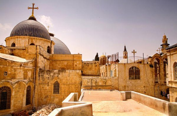 Jerusalem Church Leaders Condemn 'Systematic Attempt to Weaken Christian Presence'