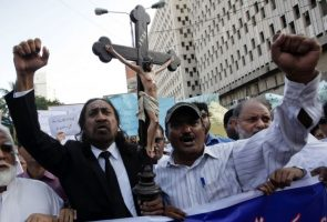 Pakistani Christian handed death sentence for…