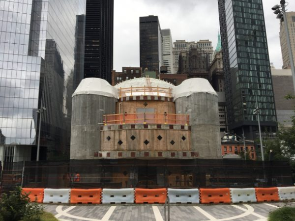 Greek Orthodox Church Destroyed On 9/11 Is Being Rebuilt