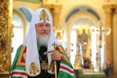 "Patriarch Kirill to Mothers: ""You Are Conducting The Primary Ministry"""