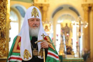 "Patriarch Kirill to Mothers: ""You Are…"