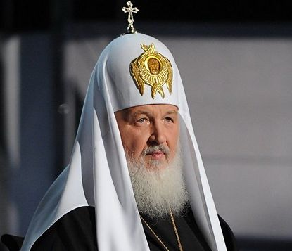 Patriarch Kirill Predicts 'Historical Defeat' of Those who Try to Create New Church in Ukraine