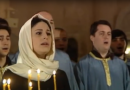 Breathtaking 'Lord Have Mercy' Sung by Georgians