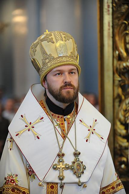 Former Pope of Rome in His Book Criticizes New Trends in Catholicism – Metropolitan Hilarion