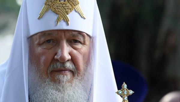 Patriarch Kirill Sends Condolences over the Tragedy in Beirut