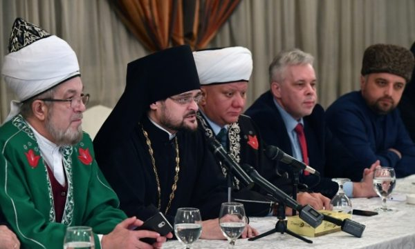Representatives of Religious Communities of Syria and Russia