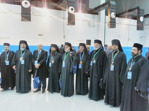 Observers From The Russian Orthodox Church Attend the Congress of The Syrian National Dialogue in Sochi