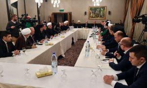 Representatives of Religious Communities of Syria…