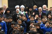 Religious Leaders From Russia Visit Syrian Orphans