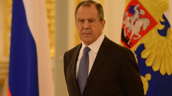 Lavrov Warns Against Involving Orthodox Churches in Political Games
