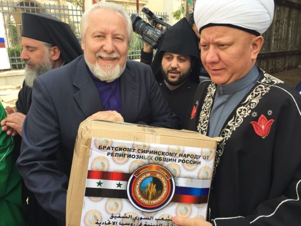 Interreligious Working Group Completes Unprecedented Humanitarian Action in Syria and Lebanon