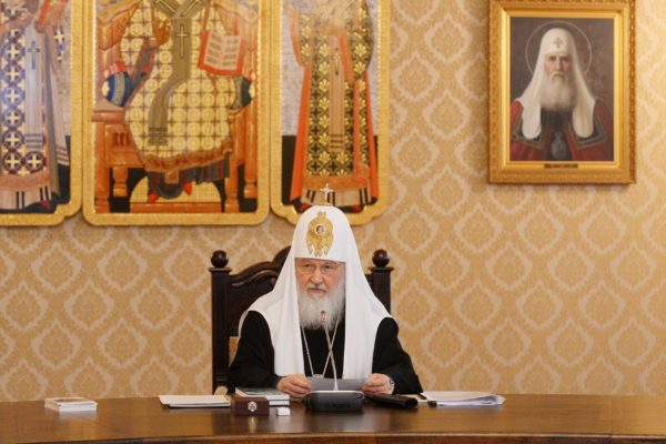Patriarch Kirill: Temples in Universities are a Place Where Professors and Students Form an Opinion about the Church