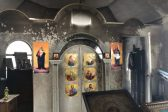 Unknown Arsonists Set Fire to the UOC Cathedral in Kiev