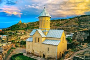 Georgian Patriarchate States a New Wave…