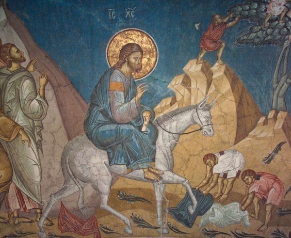 Palm Sunday (Triumphal Entry into Jerusalem)