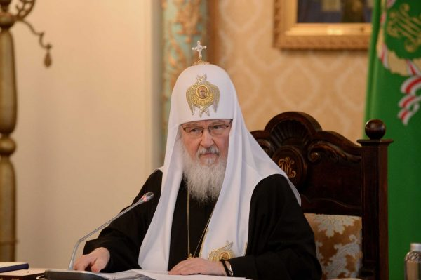 "Patriarch Kirill: ""Theology Teaches Many Things, Including the Breadth of Views and Tolerance"""