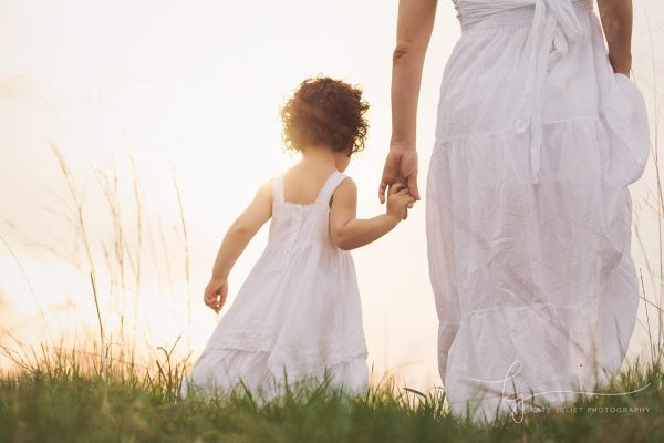 Mothering from the Womb: Beginning…with Prayer