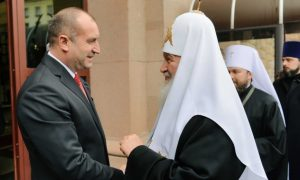 Patriarch Kirill Meets with President of…