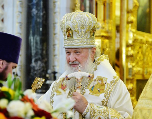 PASCHAL MESSAGE of His Holiness KIRILL, Patriarch of Moscow and All Russia