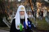 Patriarch Kirill Discusses Situation in Syria with Pope Francis and Primates of Local Orthodox Churches