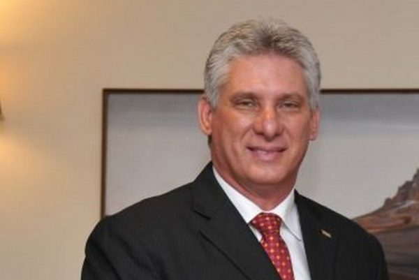 Patriarch Kirill Congratulates Miguel Diaz-Canel Bermudez on His Election as President of Cuba's Council of the State