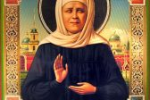 Blessed Matrona of Moscow Included in Romanian Orthodox Church Calendar