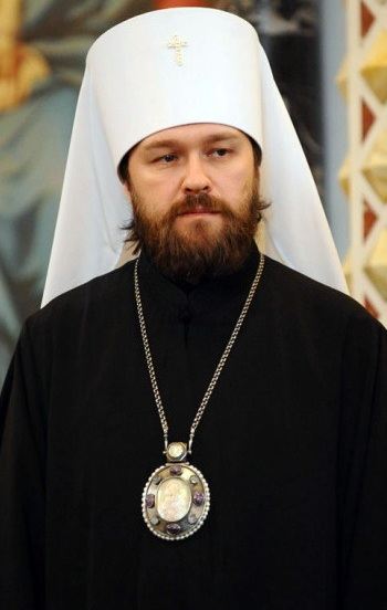 Metropolitan Hilarion Foresees Schism in Orthodoxy Compared to the Great Schism if Ukrainian Schismatics Obtain Autocephaly