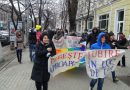 Sexual Minorities Hold Their First Successful Parade in Chisinau