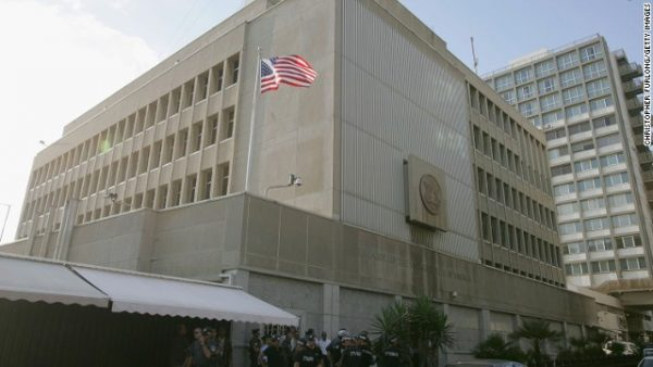 An Embassy in Jerusalem