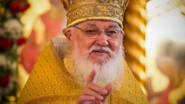 Oldest Cleric of the Russian Orthodox Church Abroad Passed Away