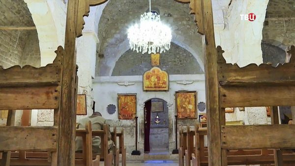 Ancient Orthodox Monastery of St. Thecla to be Restored in Syrian Maaloula