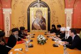 Communiqué Adopted at the results of the Meeting between Patriarch Kirill and Patriarch Abune Mathias I of Ethiopia