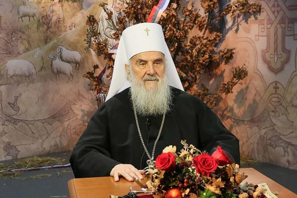 "Serbian Patriarch is Listed in the ""Peacemaker"" Base as an Enemy of Ukraine"